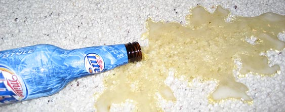 Spilled Beer